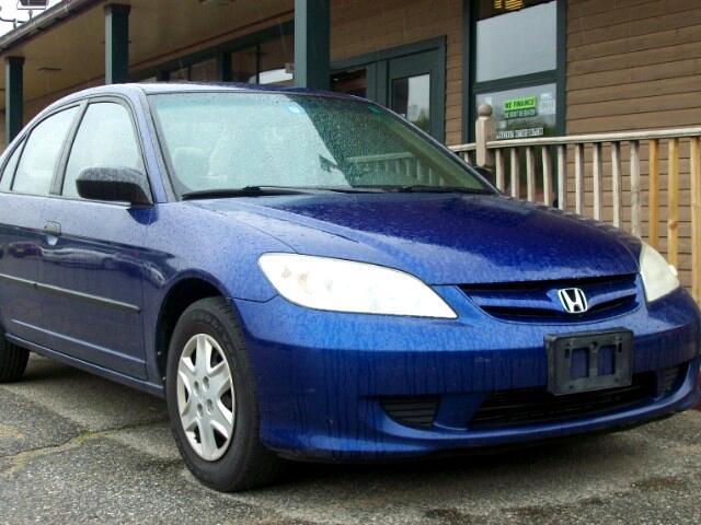 2005 Honda Civic Sdn VP AT