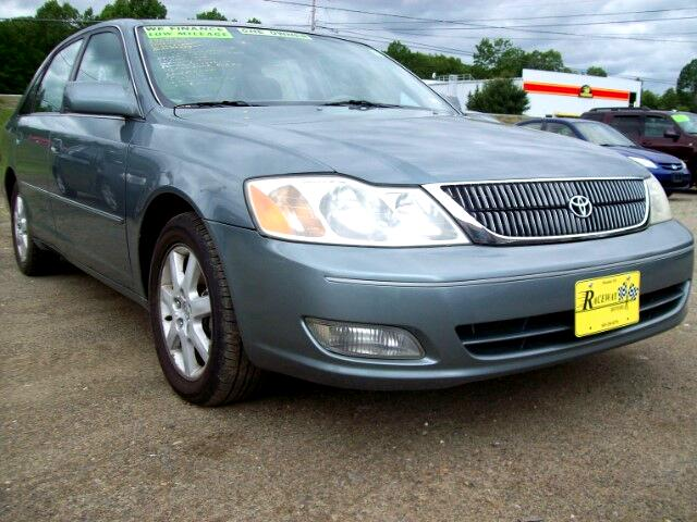 2001 Toyota Avalon 4dr Sdn XLS w/Bucket Seats (Natl)