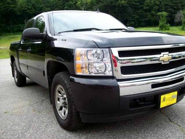 """2009 Chevrolet Silverado 1500 4WD Crew Cab 143.5"""" LS"""