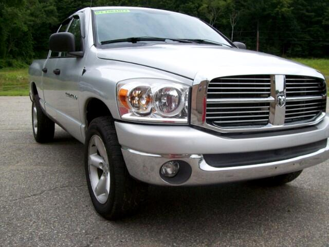 "2007 Dodge Ram 1500 4WD Quad Cab 140.5"" SLT"