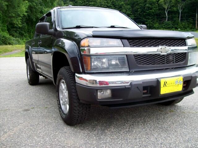 "2008 Chevrolet Colorado 4WD Crew Cab 126.0"" LT w/2LT"