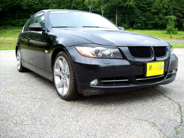 2008 BMW 3 Series 4dr Sdn 335xi AWD