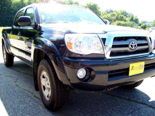 2010 Toyota Tacoma 4WD Double LB V6 AT (Natl)