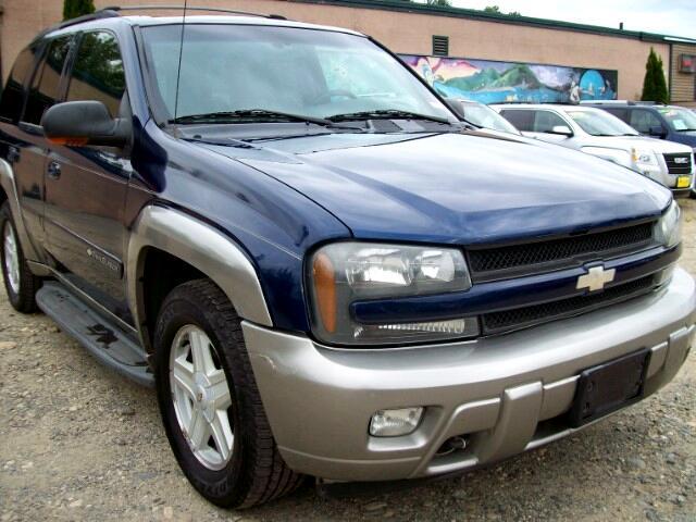 2002 Chevrolet TrailBlazer 4dr 4WD LTZ