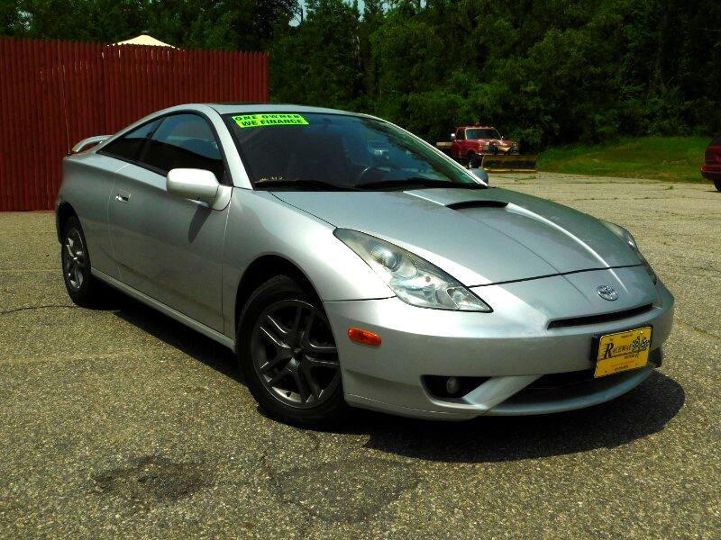 2003 Toyota Celica 2dr Coupe GT 5-Spd