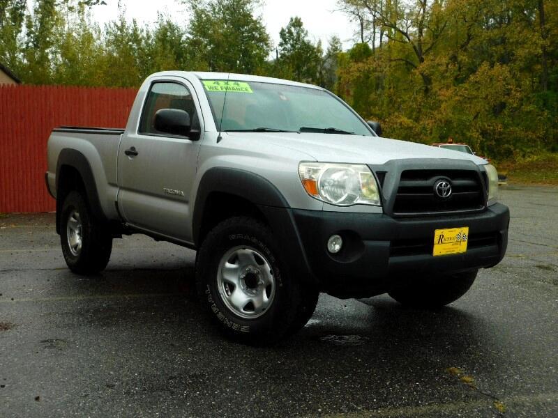 Toyota Tacoma 4WD  2008