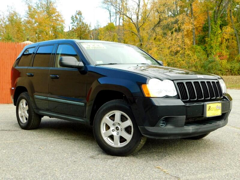 Jeep Grand Cherokee 4WD 2008