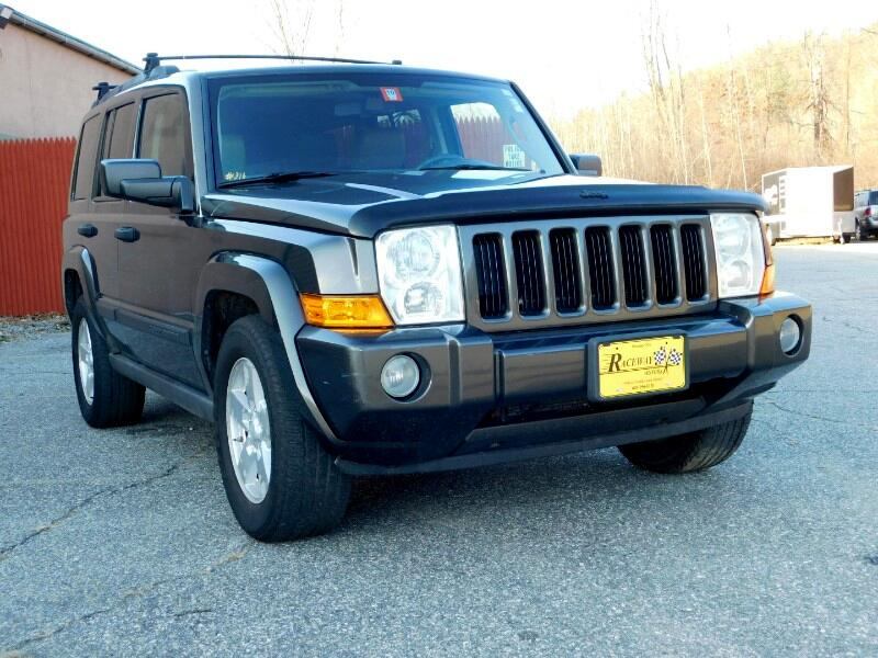 Jeep Commander 4dr 4WD 2006