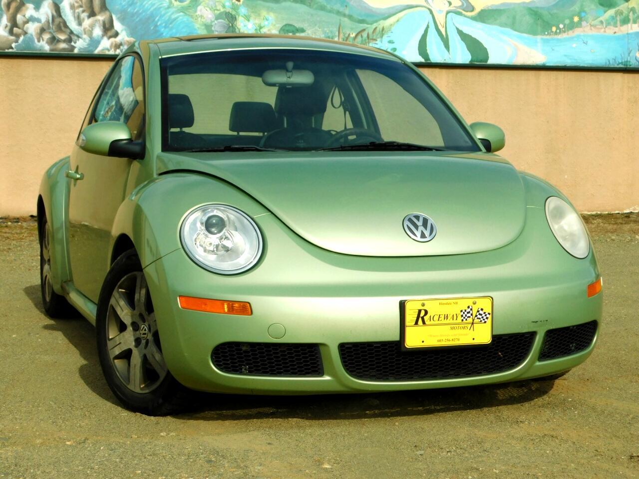 Volkswagen New Beetle Coupe 2dr 2.5L PZEV Auto 2006