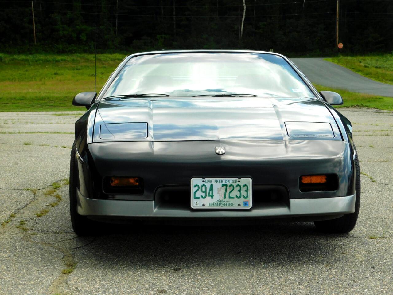 Pontiac Fiero 2dr GT Coupe 1987