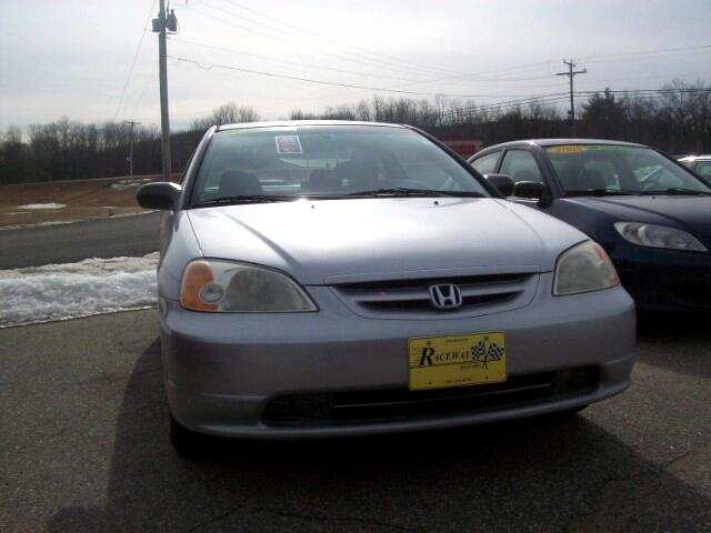 2003 Honda Civic Coupe HX Used Cars In Hinsdale, NH 03451