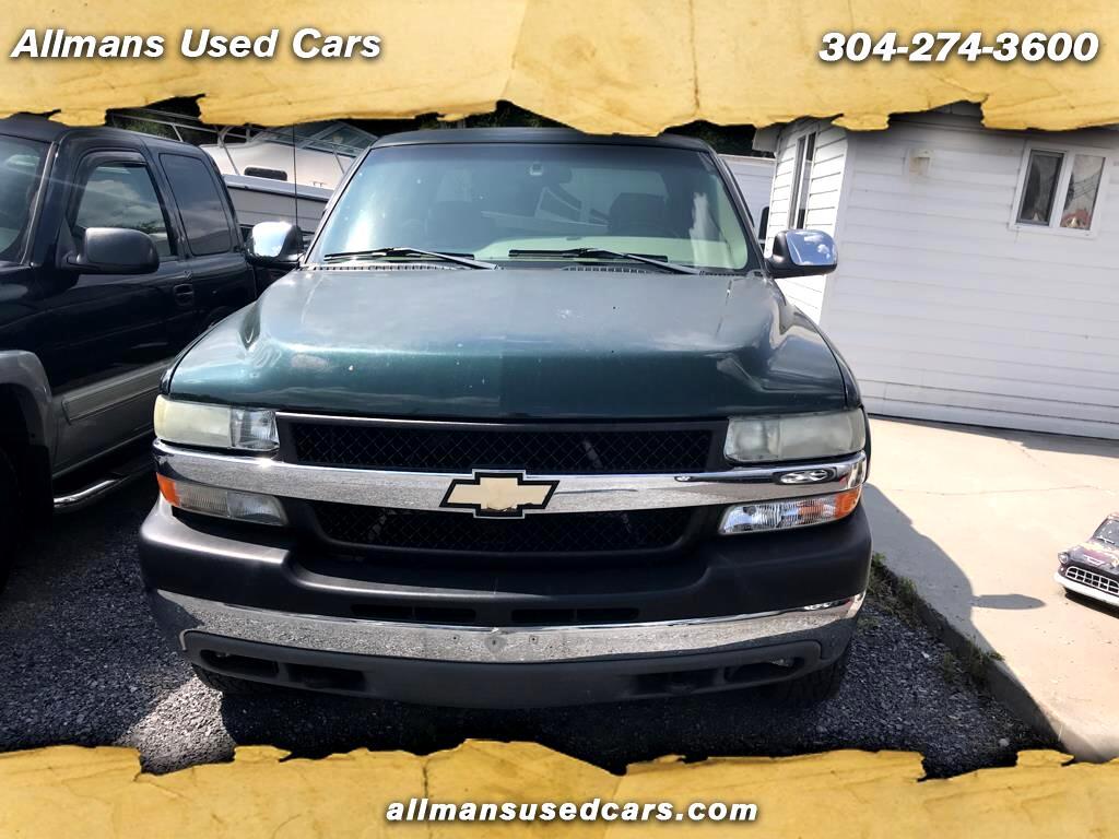 2002 Chevrolet Silverado 2500HD LT Crew Cab Short Bed 2WD