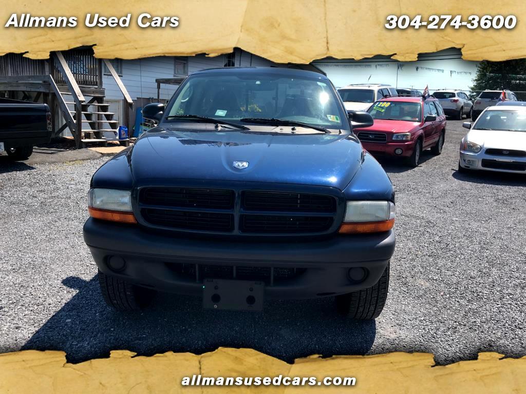 2003 Dodge Dakota 4WD