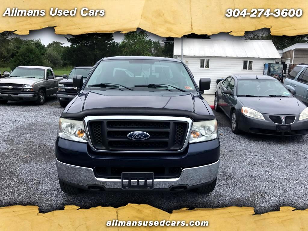 """2004 Ford F-150 4WD SuperCab 163"""" XL"""