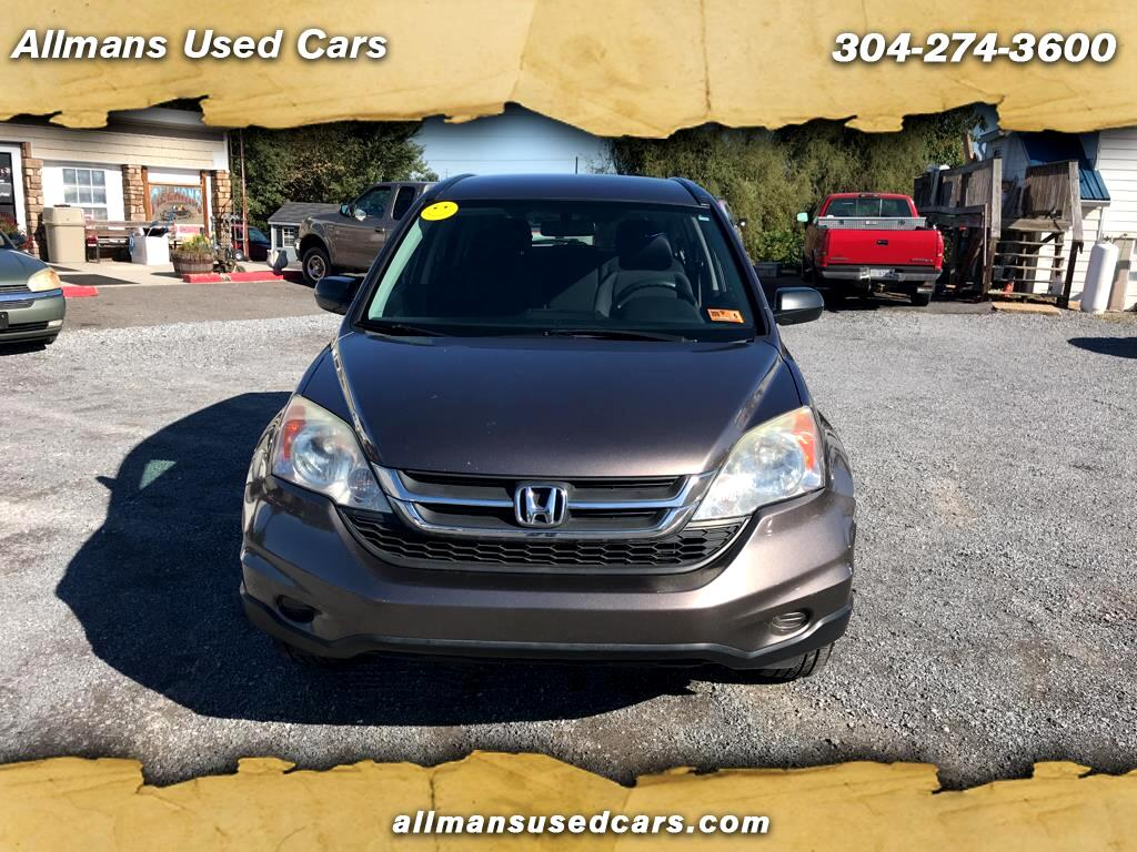 Used Cars Martinsburg Wv Trucks Allmans 1970 Honda Cr V 2010 Lx 4wd 5 Speed At