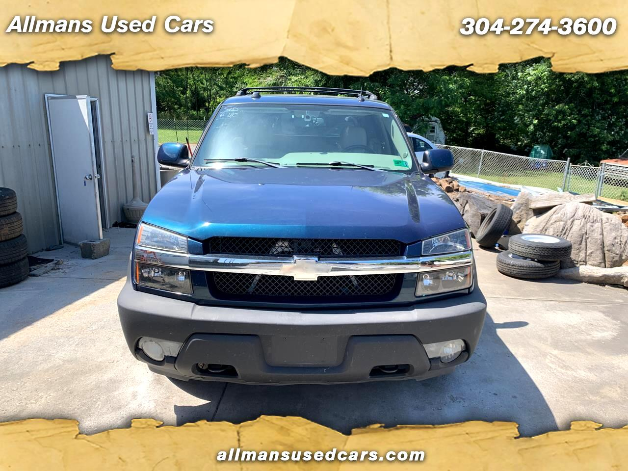 Used 2005 Chevrolet Avalanche 1500 4wd For Sale In