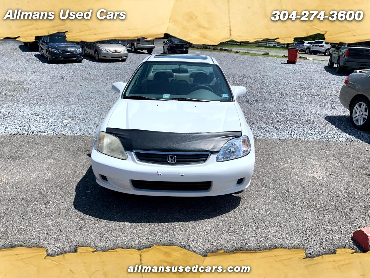 Honda Civic EX sedan 1999
