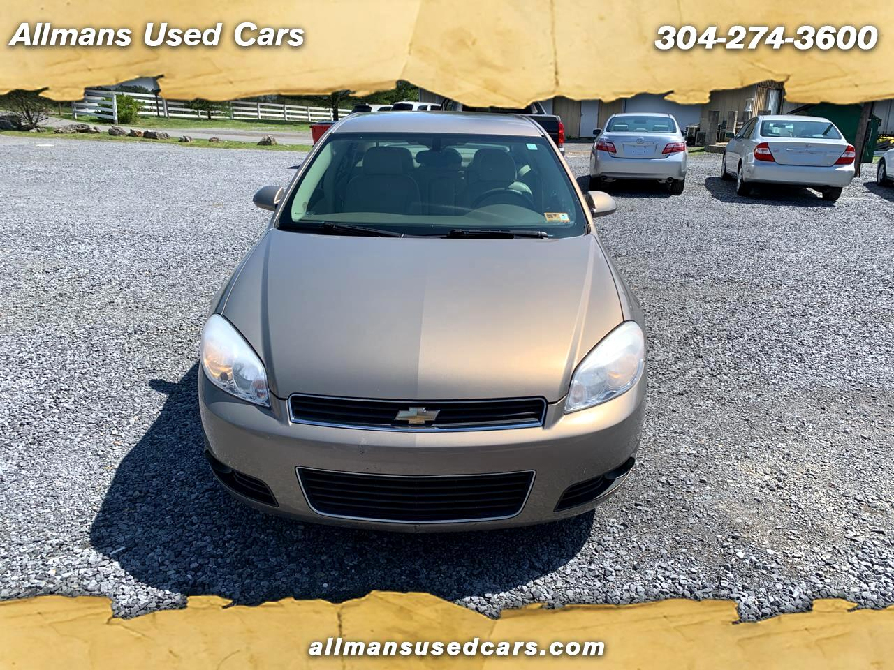 Used 2006 Chevrolet Impala Ltz For Sale In Martinsburg Wv