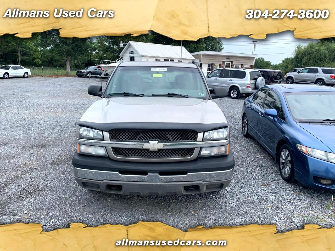 2003 Chevrolet Silverado 1500 Short Bed 4WD
