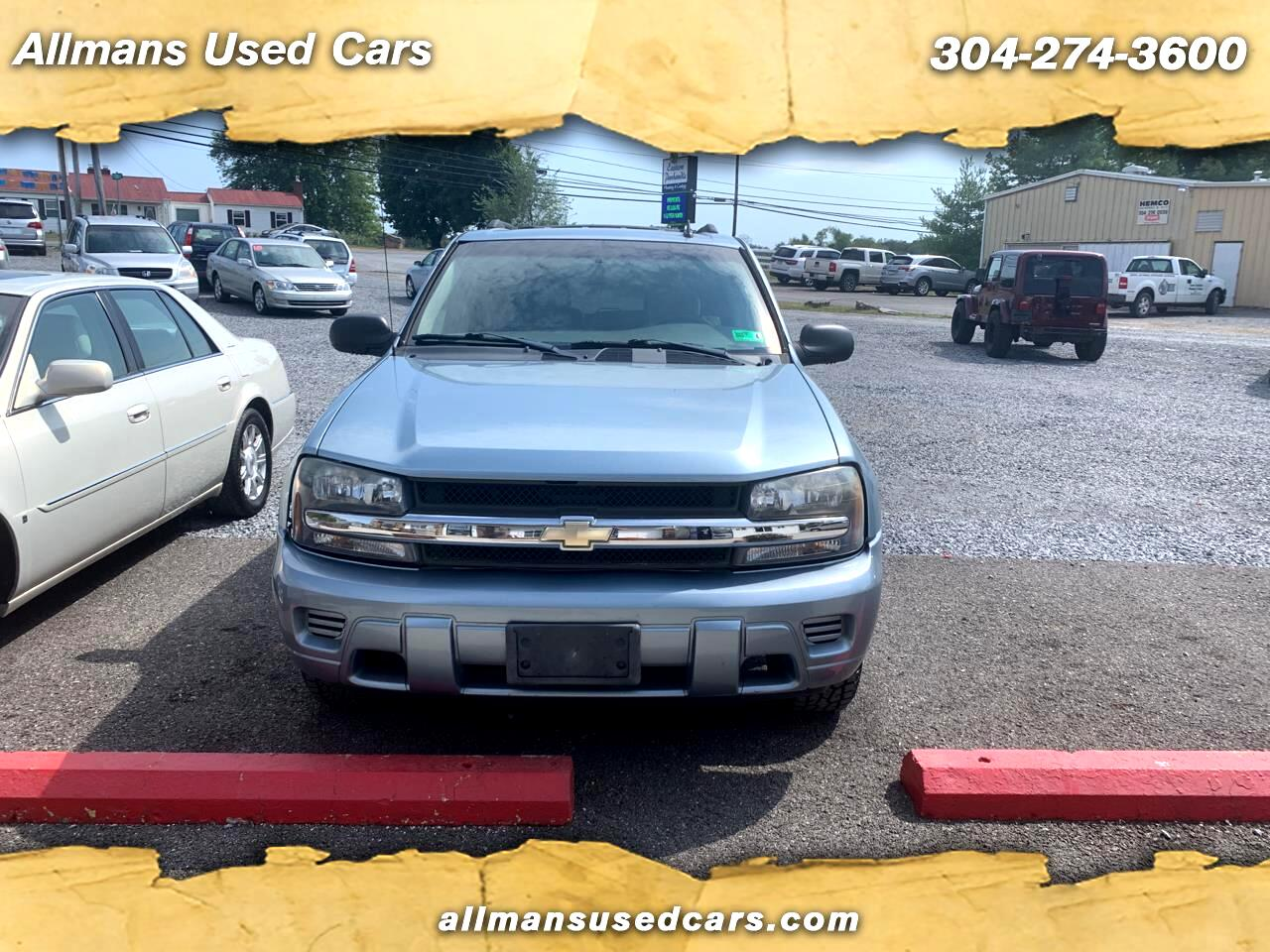 Used 2006 Chevrolet Trailblazer Ls 4wd For Sale In
