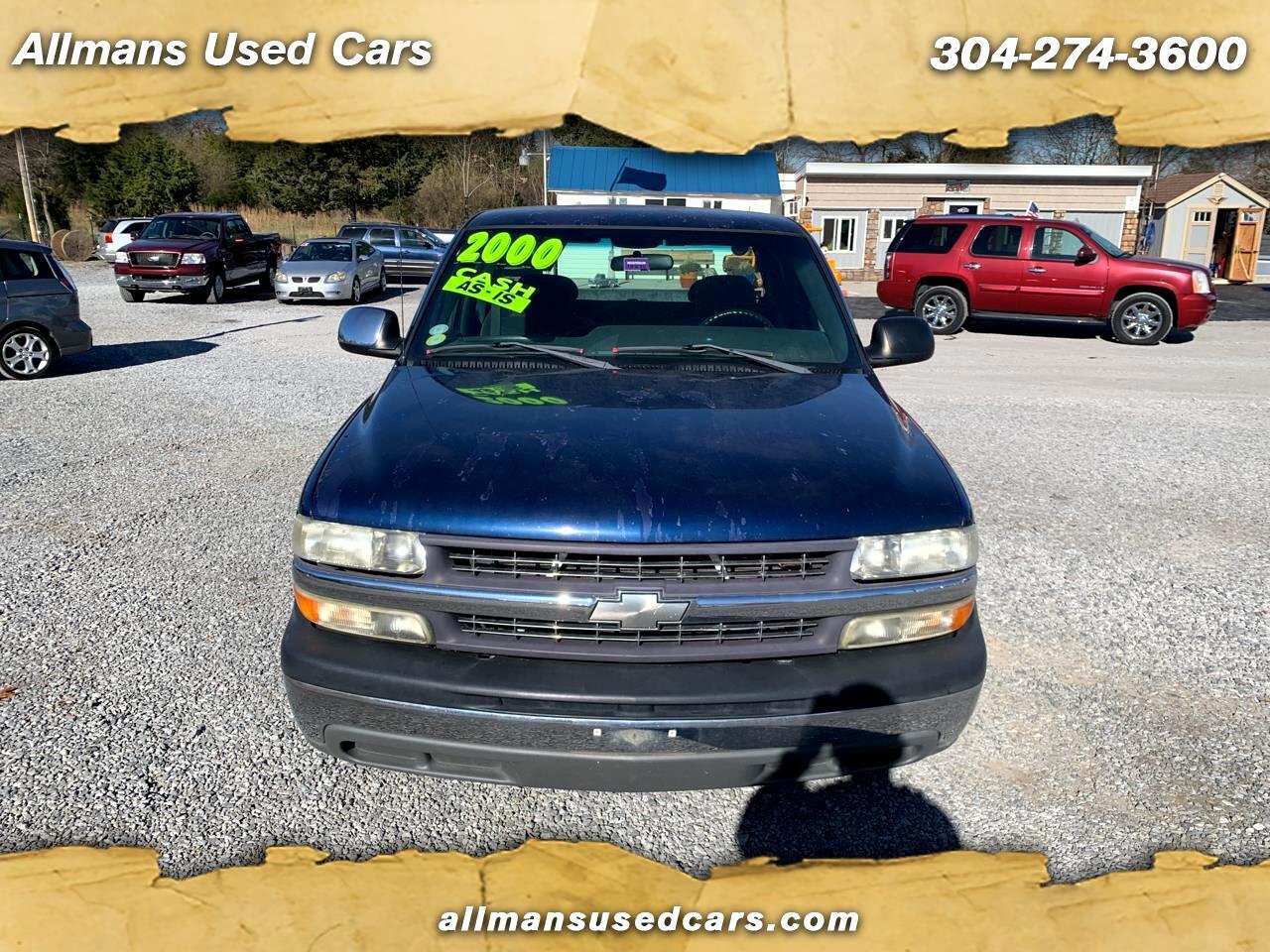 Chevrolet Silverado 1500 Ext. Cab Short Bed 2WD 2002