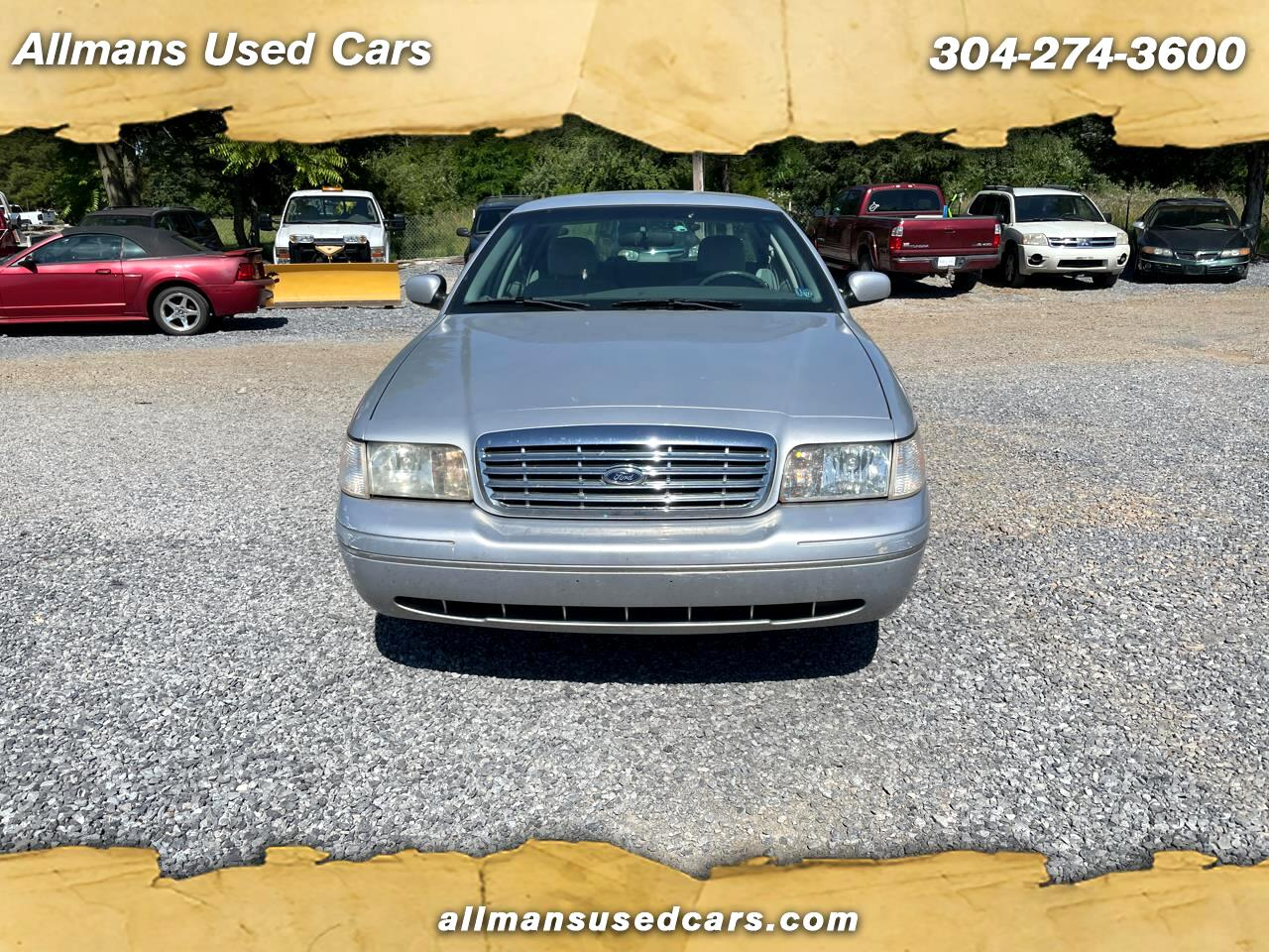 Ford Crown Victoria Standard 2003