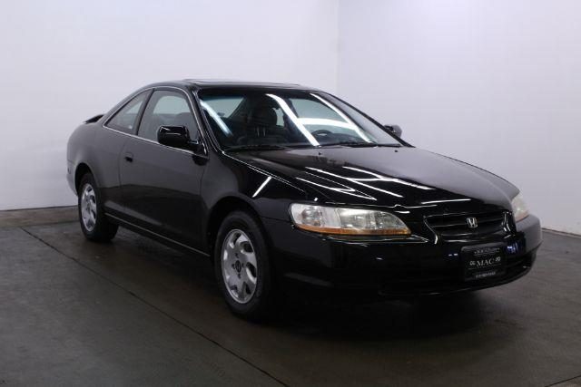 2000 Honda Accord EX coupe with Leather