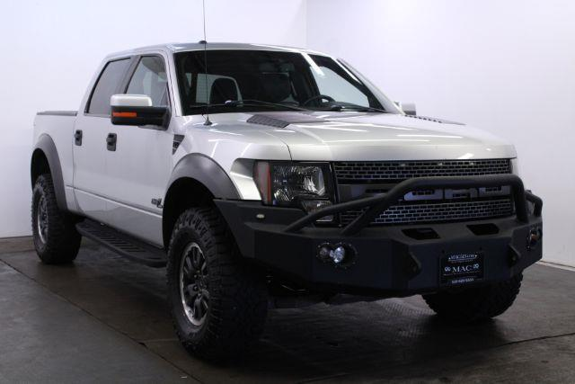 2011 Ford F-150 SVT Raptor SuperCrew 5.5-ft. Bed 4WD