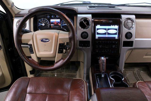 2012 Ford F-150 King Ranch SuperCrew 6.5-ft. Bed 4WD