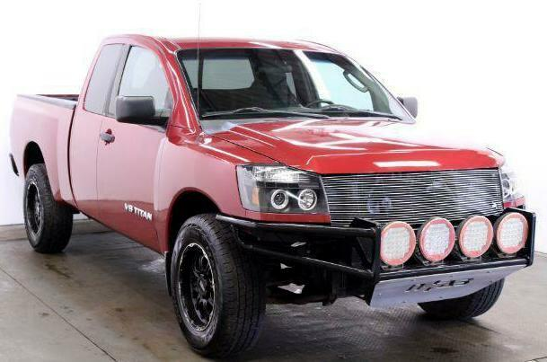 2006 Nissan Titan XE King Cab 4WD