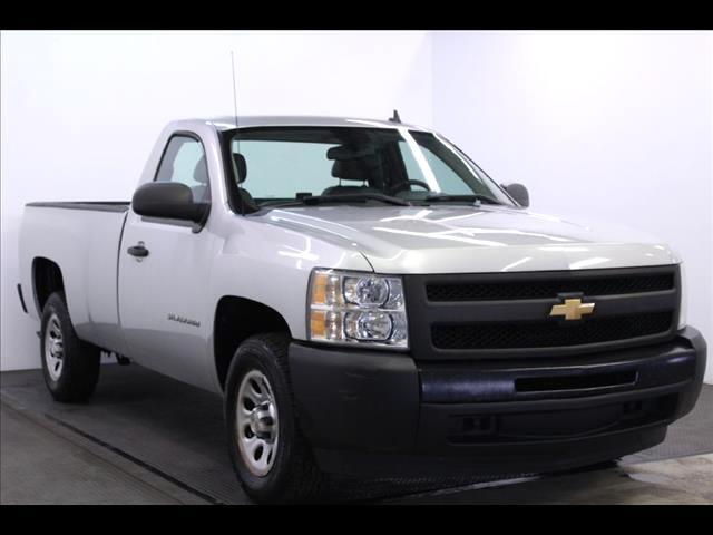2012 Chevrolet Silverado 1500 Work Truck 2WD