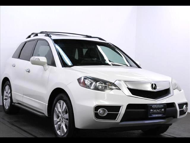 2010 Acura RDX 5-Spd AT SH-AWD