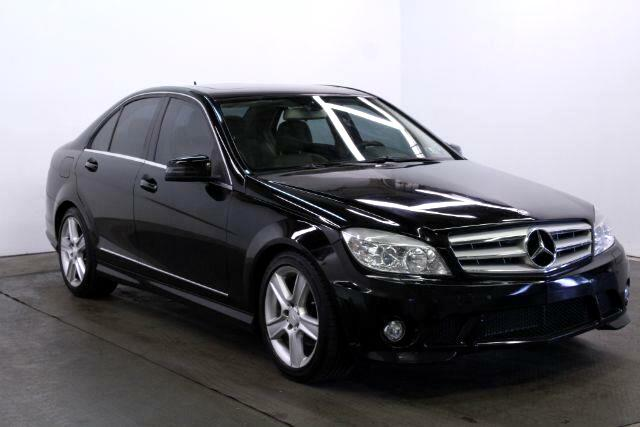 2010 Mercedes-Benz C-Class C300 4MATIC Luxury Sedan