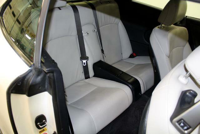 2012 Lexus IS C 250