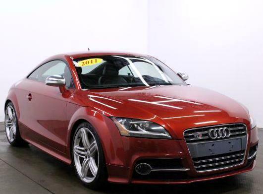 2011 Audi TT S 2.0T quattro S tronic