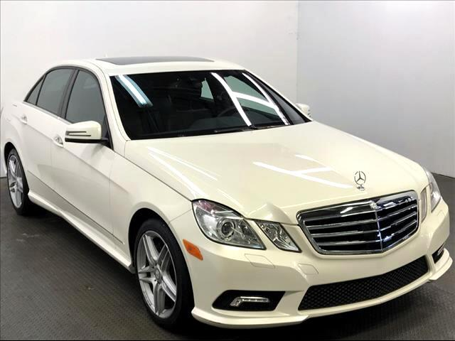 2011 Mercedes-Benz E-Class E550 Sedan