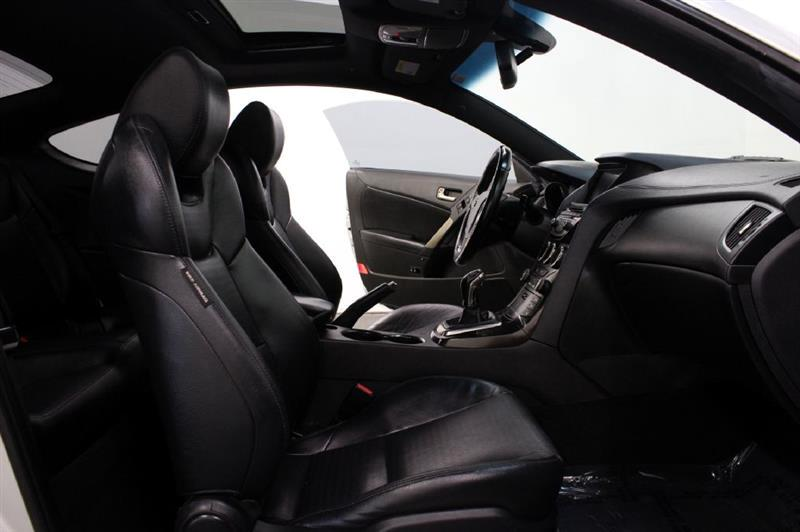 2013 Hyundai Genesis Coupe 3.8 Track Auto