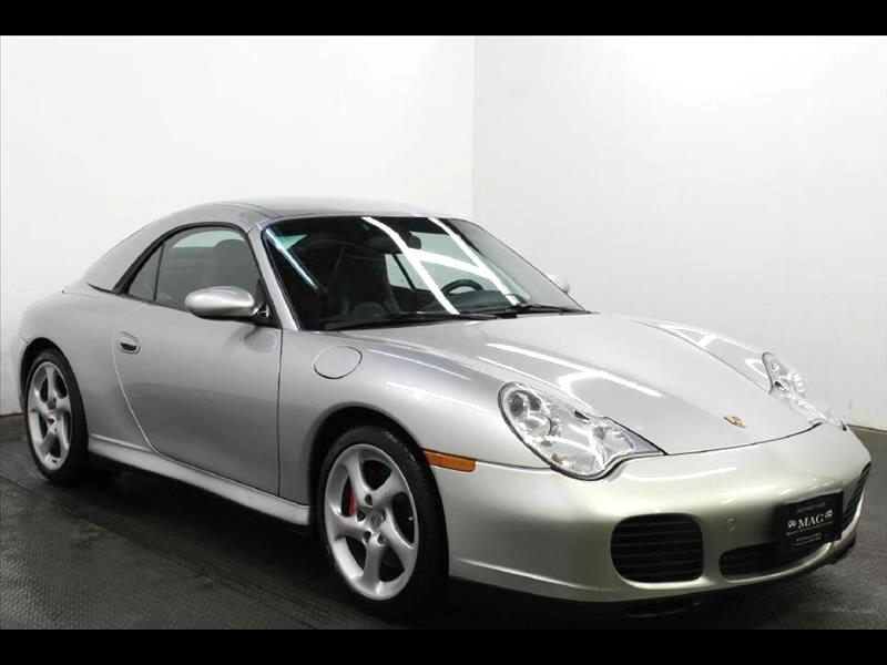 2004 Porsche 911 2dr Cabriolet Carrera 4S