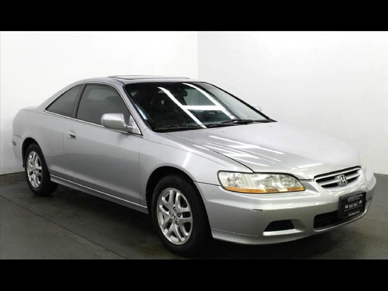 2001 Honda Accord EX-L V-6 Coupe AT