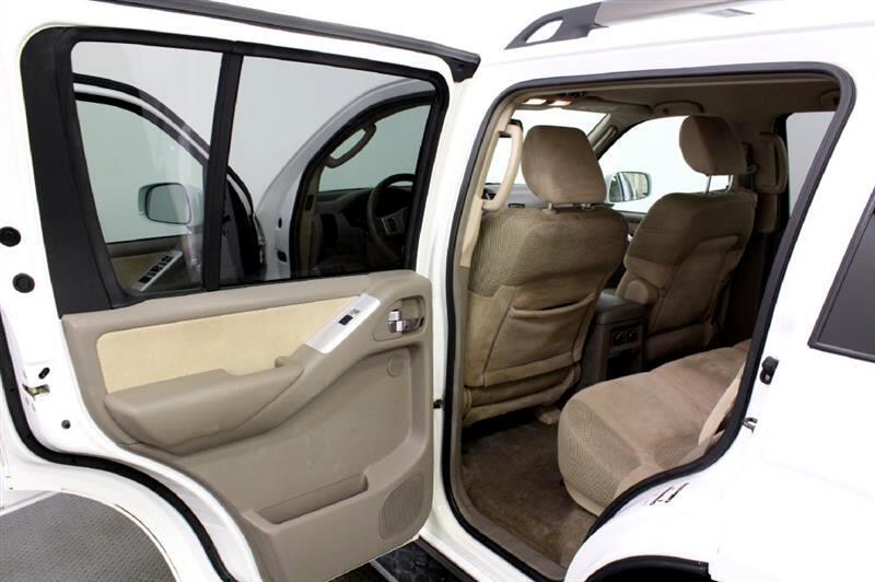 2010 Nissan Pathfinder S 4WD