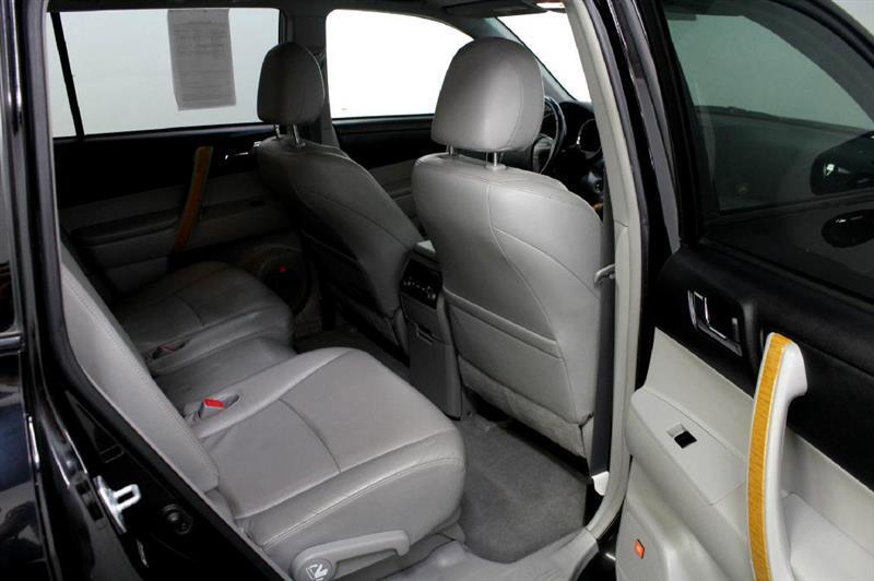 2009 Toyota Highlander Hybrid Limited 4WD