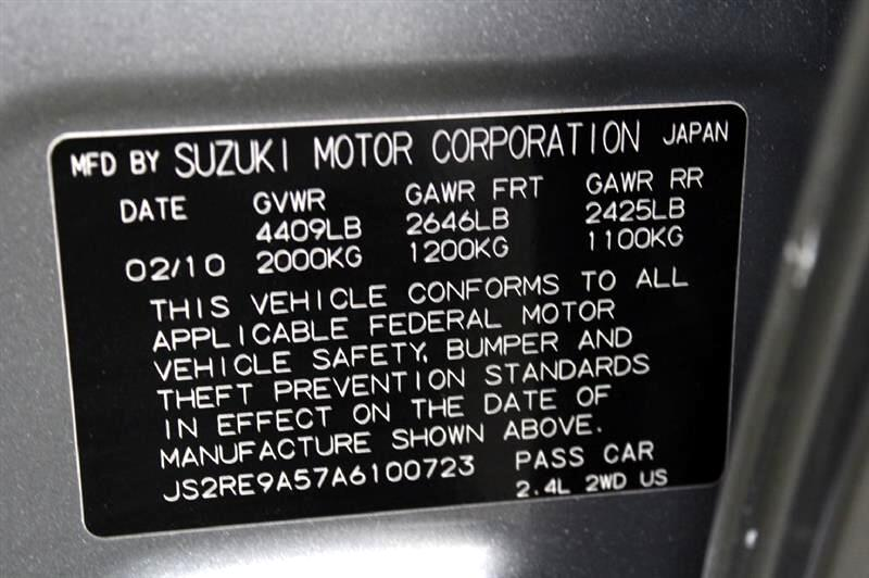 2010 Suzuki Kizashi GTS