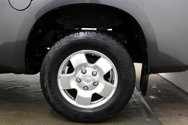 2011 Toyota Tundra Tundra-Grade Double Cab 4.6L 4WD