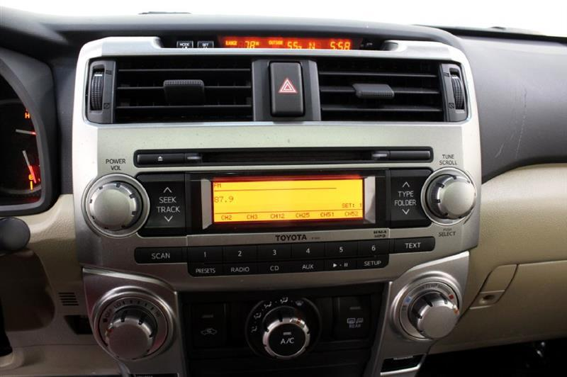 2010 Toyota 4Runner SR5 2WD V6