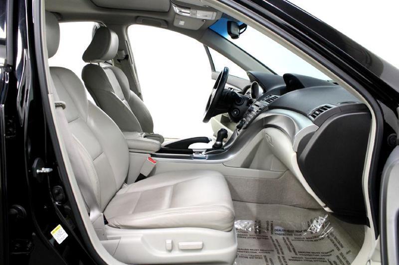 2010 Acura TL 5-Speed AT