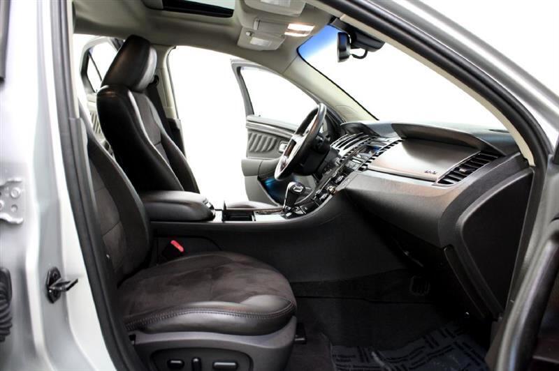2010 Ford Taurus SHO AWD