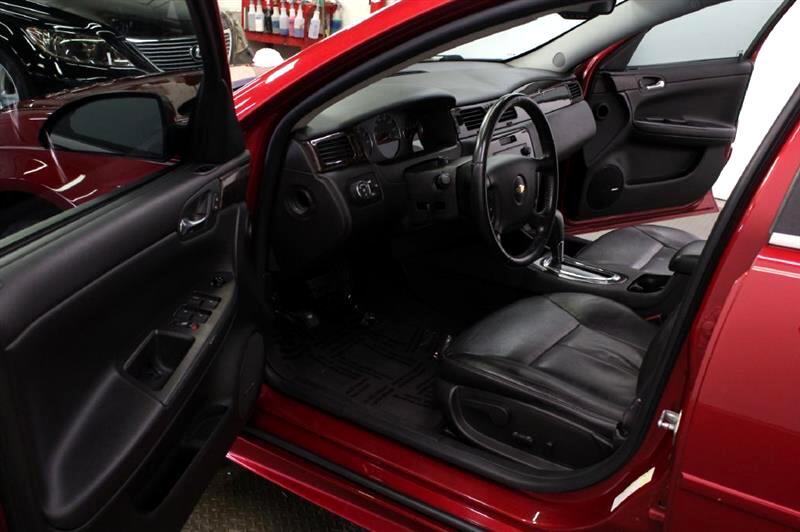 2014 Chevrolet Impala Limited LTZ