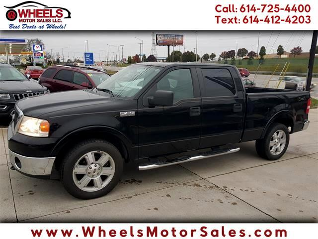 2007 Ford F-150 Lariat SuperCrew 6.5-ft Box 4WD