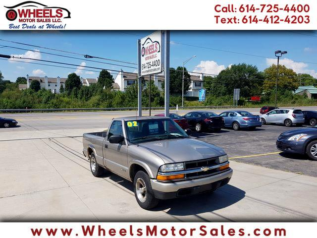 2002 Chevrolet S10 Pickup Long Bed 2WD