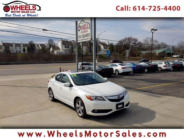 2014 Acura ILX 5-Spd AT w/ Technology Package